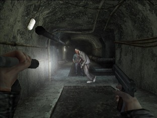 Test Alone in the Dark PlayStation 2 - Screenshot 18