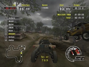 ATV Off Road Fury 4 PlayStation 2