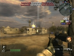 Test Battlefield 2 : Modern Combat PlayStation 2 - Screenshot 117