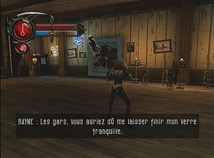 Test Blood Rayne 2 PlayStation 2 - Screenshot 18