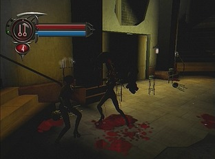 Test Blood Rayne 2 PlayStation 2 - Screenshot 20