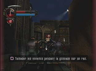 Test Blood Rayne 2 PlayStation 2 - Screenshot 25