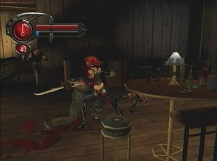 Test Blood Rayne 2 PlayStation 2 - Screenshot 30