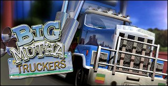 test du jeu big mutha truckers sur ps2. Black Bedroom Furniture Sets. Home Design Ideas