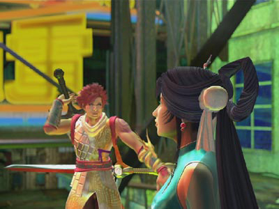Bujingai : Swordmaster