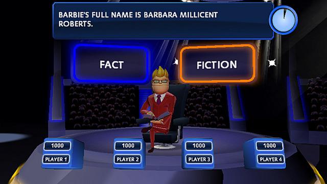 Buzz ! : Le Mega Quiz