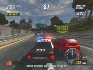 Aperçu Burnout 2 PlayStation 2 - Screenshot 12