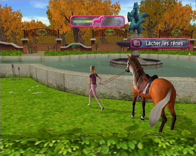 Скачать игру барби про лошадей на компьютер