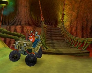 Crash Bandicoot : La Vengeance de Cortex PS2 - Screenshot 2