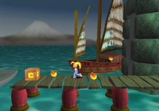 Crash Bandicoot : La Vengeance de Cortex PS2 - Screenshot 7
