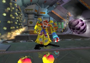 Crash Bandicoot : La Vengeance de Cortex PS2 - Screenshot 9