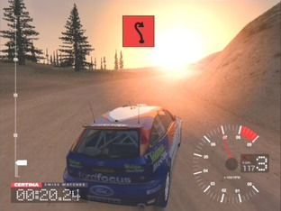 Test Colin McRae Rally 3 PlayStation 2 - Screenshot 28