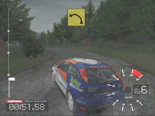 Test Colin McRae Rally 3 PlayStation 2 - Screenshot 29