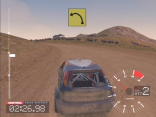 Test Colin McRae Rally 3 PlayStation 2 - Screenshot 30