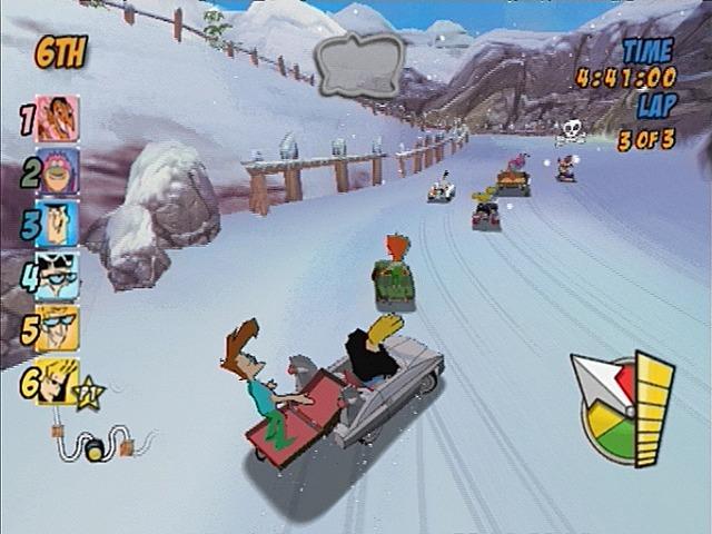 Cartoon Network Racing