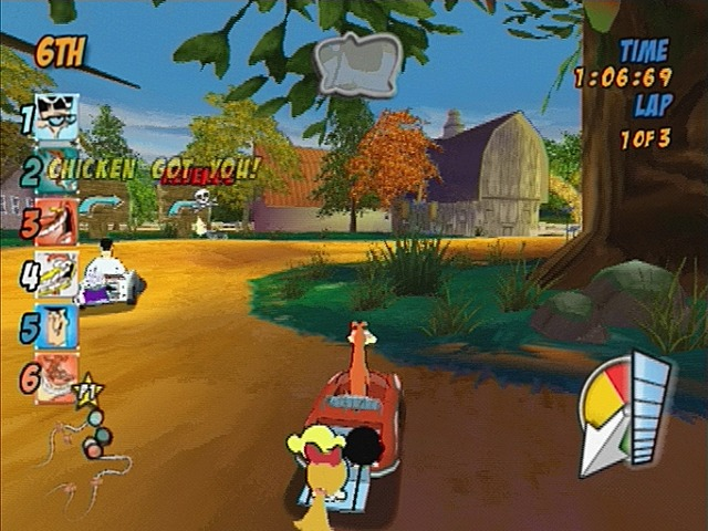 jeuxvideo.com Cartoon Network Racing - PlayStation 2 Image 19 sur 46