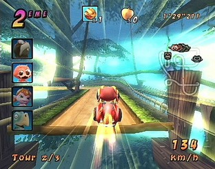 Test Cocoto Kart Racer PlayStation 2 - Screenshot 2