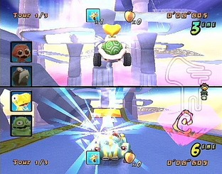 Test Cocoto Kart Racer PlayStation 2 - Screenshot 3