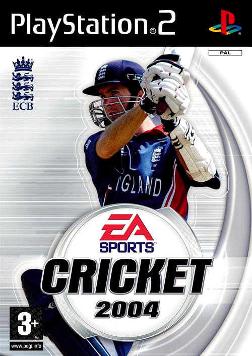 cricket 2004 sur playstation 2. Black Bedroom Furniture Sets. Home Design Ideas