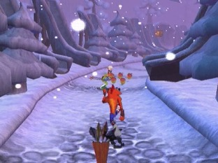 Crash Bandicoot : La Vengeance de Cortex PS2 - Screenshot 26