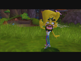Crash Twinsanity PS2 - Screenshot 4