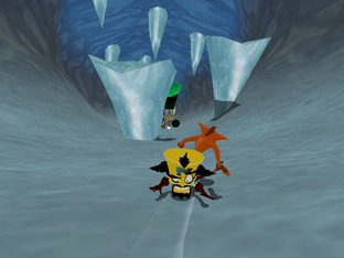 Crash Twinsanity PS2 - Screenshot 31