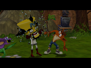 Crash Twinsanity PS2 - Screenshot 39