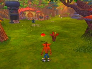 Crash Twinsanity PS2 - Screenshot 48