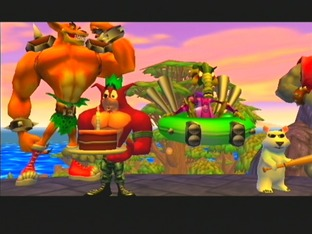Crash Twinsanity PS2 - Screenshot 50