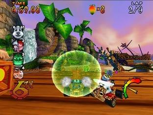 Crash Nitro Kart PS2 - Screenshot 2
