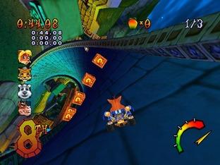 Crash Nitro Kart PS2 - Screenshot 3