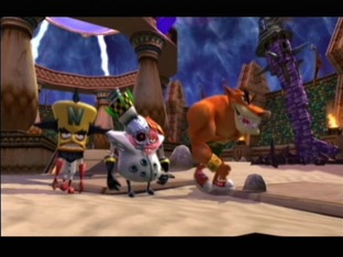 Crash Nitro Kart PS2 - Screenshot 8