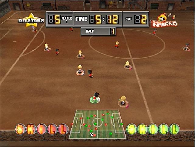 City Soccer Challenge