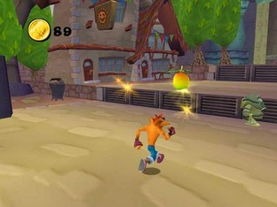 Crash Tag Team Racing PS2 - Screenshot 2