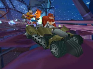 Crash Tag Team Racing PS2 - Screenshot 3