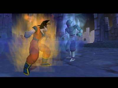 Dragon Ball Z : Sagas Playstation 2