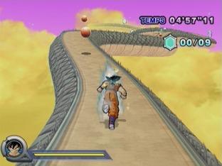 Dragon Ball Z : Infinite World PlayStation 2