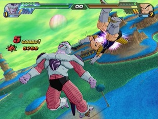 Test Dragon Ball Z : Budokai Tenkaichi 3 PlayStation 2 - Screenshot 57