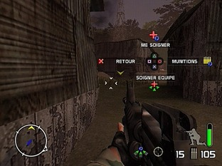 Test Delta force : Black Hawk Down : Team Sabre PlayStation 2 - Screenshot 14