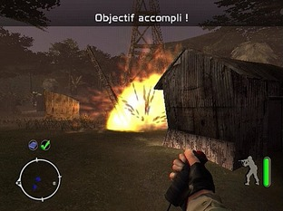 Test Delta force : Black Hawk Down : Team Sabre PlayStation 2 - Screenshot 16