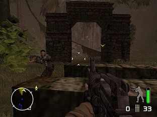 Test Delta force : Black Hawk Down : Team Sabre PlayStation 2 - Screenshot 18