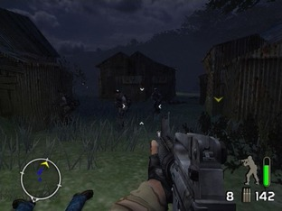 Test Delta force : Black Hawk Down : Team Sabre PlayStation 2 - Screenshot 20
