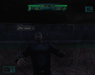 Test Deus Ex PlayStation 2 - Screenshot 25