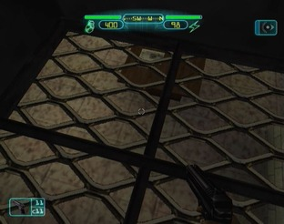 Test Deus Ex PlayStation 2 - Screenshot 30