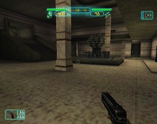 Test Deus Ex PlayStation 2 - Screenshot 31