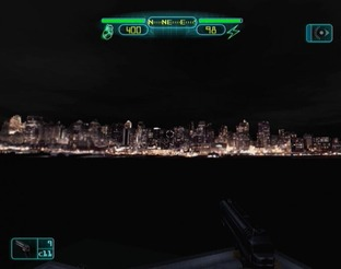 Test Deus Ex PlayStation 2 - Screenshot 32