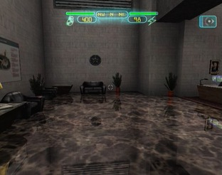 Test Deus Ex PlayStation 2 - Screenshot 34
