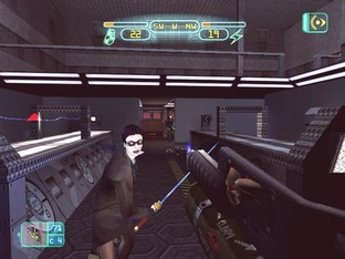 Test Deus Ex PlayStation 2 - Screenshot 18
