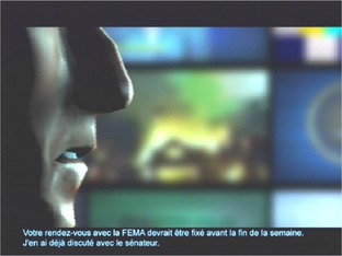 Test Deus Ex PlayStation 2 - Screenshot 22