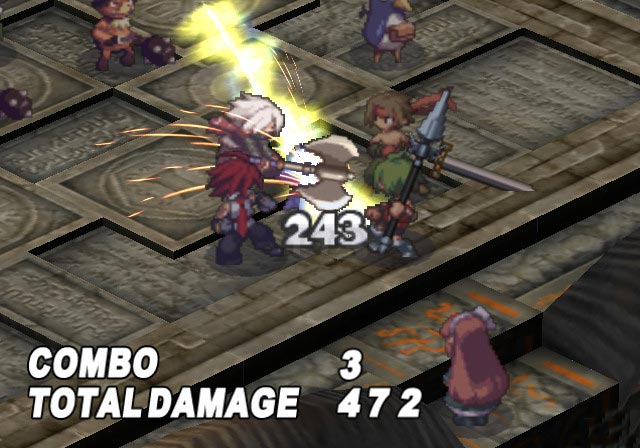 Images Disgaea 2 : Cursed Memories PlayStation 2 - 13